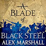 A Blade of Black Steel: Book Two of the Crimson Empire | Alex Marshall
