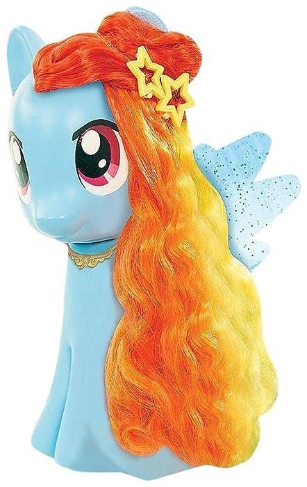 Top 10 My Little Pony Rainbow Dash Styling Head