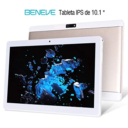 """BENEVE 10.1"""" Inch 1080p Full HD Display Android 7.0, 2GB+32 GB,"""