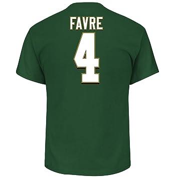 best website a34a7 62d04 Amazon.com : Brett Favre Green Bay Packers Hall of Fame Big ...