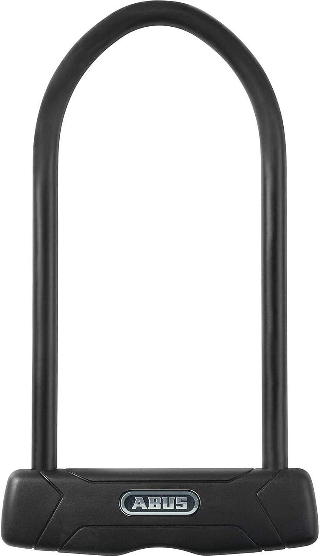 Abus 460/230 Granit USH 470 Halter Candado, Negro, Talla única