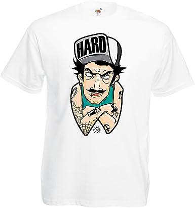 Camisetas Hombre Difícil – Swag, Tatuajes góticos Punk ...