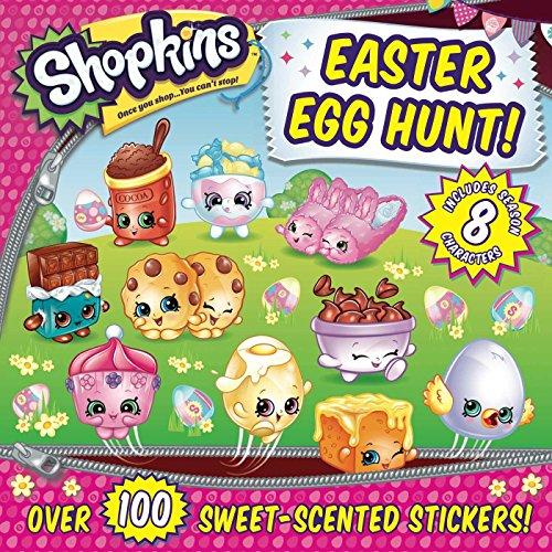 Shopkins Easter Egg Hunt!