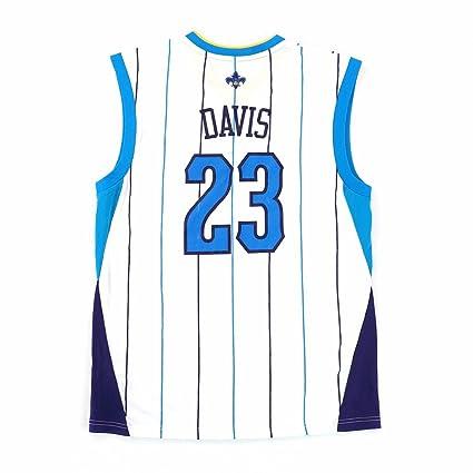 e676dc48d0d New Orleans Pelicans NBA Adidas Men s White Official Replica Jersey ...