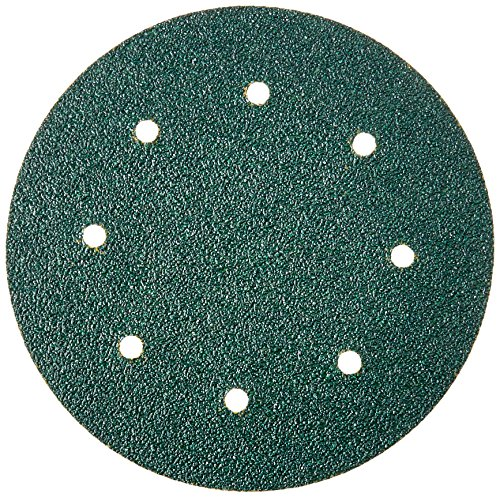 3M 00625 Green Corps Hookit 8'' 36E Grit Regalite Dust-Free Disc by 3M (Image #3)