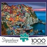 Buffalo Games Signature Collection - Cinque Terre - 1000 Piece Jigsaw Puzzle