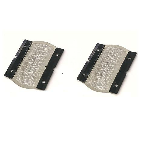 Replacemnt Shaver Lámina de Aluminio Para Braun 550 570 P40 P50 P60 M30 M60  M90 5609 71f4cc2083fe