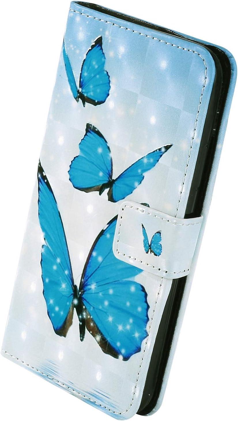 Herbests Kompatibel mit iPhone 11 Handyh/ülle H/ülle Glitzer Gl/änzend Bling Ledertasche Schutzh/ülle M/ädchen M/änner Flip Wallet Cover St/änder Brieftasche H/ülle,Schwarz Rose Blumen