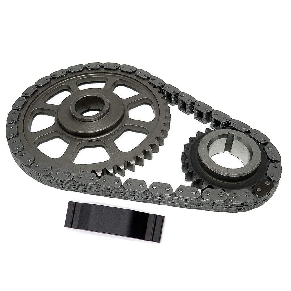 TUPARTS New Timing Chain Kit Oil Pump Fit For 1999-2001 Jeep Cherokee 1999-2004 Jeep Grand Cherokee