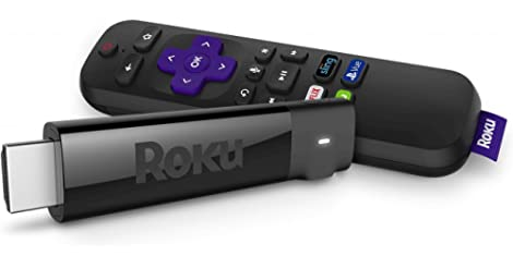 Roku Streaming Stick+ Media Player only $39.00