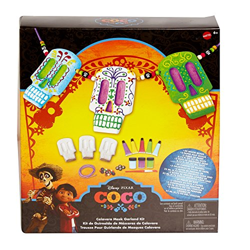 Disney / Pixar Coco Calavera Mask Garland Kit from Disney