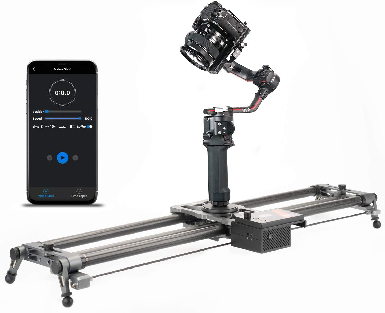 Yc Onion Motorised Camera Slider 80 Cm Camera Photo