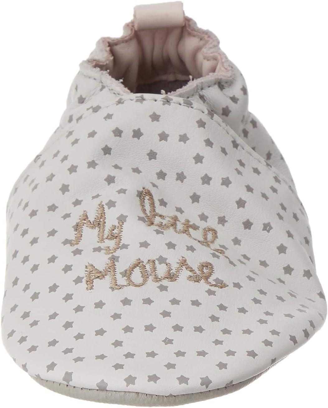 Robeez Unisex Baby Little Mouse Flache Hausschuhe