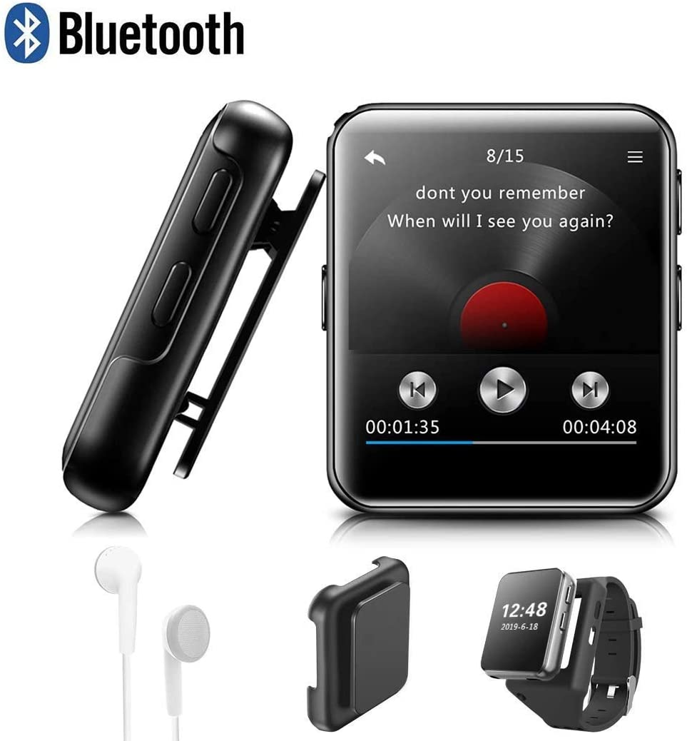 MP3 BENJIE 8GB MP3 Bluetooth 1.5