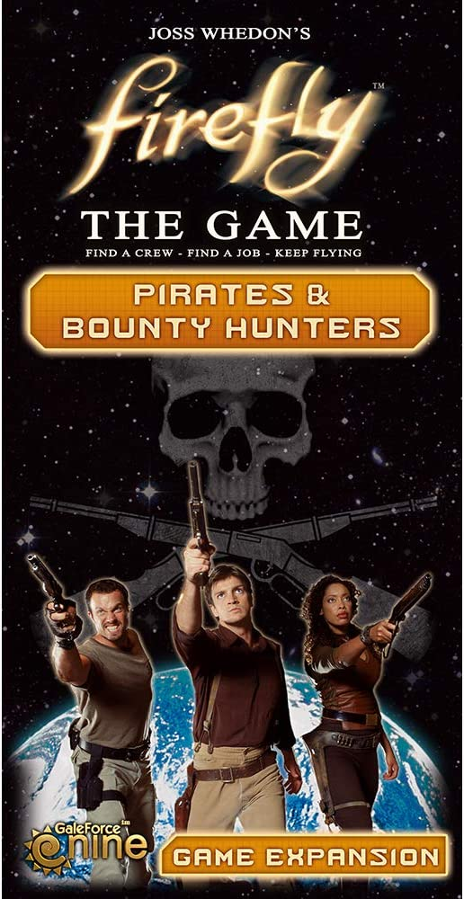 Firefly Pirates & Bounty: Whedon, Joss: Amazon.es: Juguetes y juegos