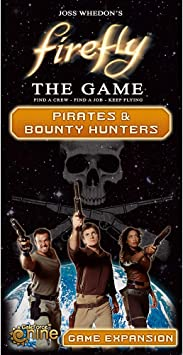 Firefly Pirates & Bounty: Whedon, Joss: Amazon.es: Juguetes y juegos