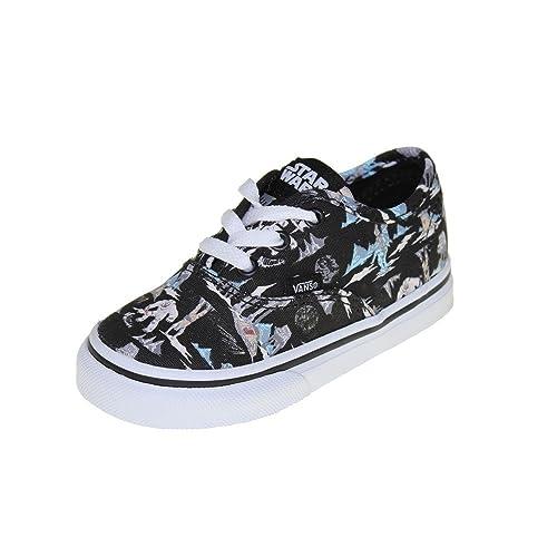 Vans - Zapatillas de Deporte para niño (Star Wars) Dark Side/Planet Hoth: Amazon.es: Zapatos y complementos