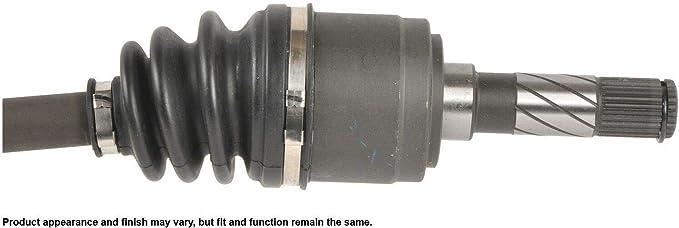 CV Joint Axle Assembly Rear Pair Set of 2 CV Axles Fit Mazda Miata LS Non-Turbo 1.8L 4 Cyl 95-05 Replacement No NCV47590 NCV47590