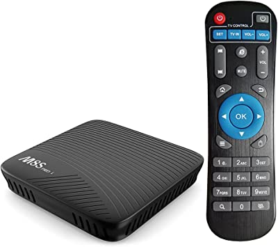 Docooler Smart Android 7.1 TV Box Amlogic S912 Octa-Core 64 bit 3GB / 16GB VP9 H.