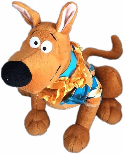 "New Scooby Doo Dog SD Plush Doll Soft Stuffed Animal Toy 14/"" Teddy Kids Gift"
