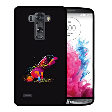 WoowCase Funda LG G3, [LG G3 ] Funda Silicona Gel Flexible ...