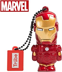 Llave USB 32 GB Iron Man - Memoria Flash Drive 2.0 Original Marvel ...
