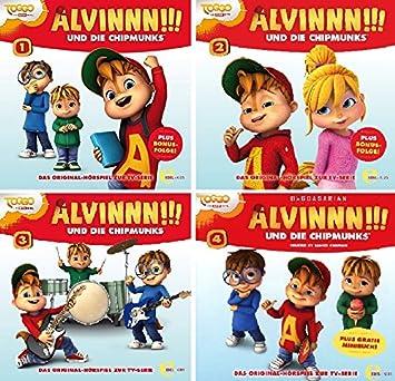 Alvinnn Und Die Chipmunks Die Original Hörspiele Zur Tv Serie