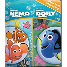 Disney Pixar Finding Nemo Disney Pixar Finding Dory Little First Look and Find