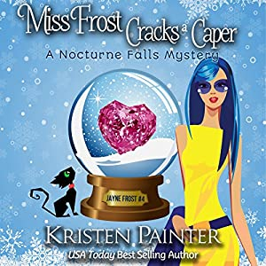 Miss Frost Cracks a Caper Audiobook