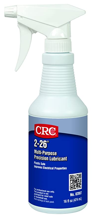 CRC 2-26 02007 16oz Lubricant and Corrosion Inhibitor Spray Bottle