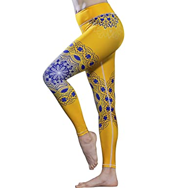 451940f04a1fb FavoBodinn Comfy Yoga Pants - Workout Capris - High Waisted Workout Leggings  For Women - Lightweight