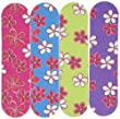 GIRLIE MINI EMERY BOARDS (1 DOZEN) - BULK by Fun Express