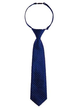 8-10 Jahre Retreez Jungen Gewebte Krawatte Kleinen Punkten