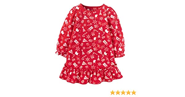 ef51064fc Amazon.com  Just One You by Carter s Girls  Fleece Holiday Night ...