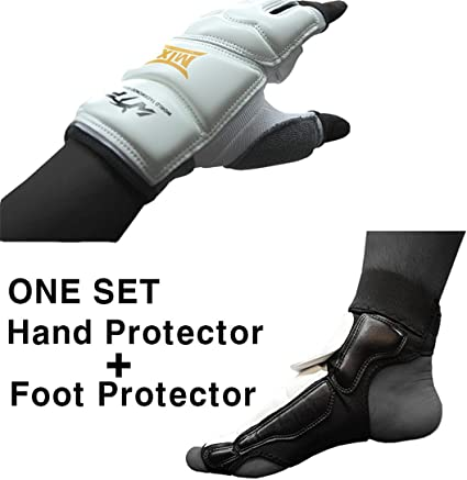 Mooto MTX Foot Protector S2 Korea Taekwondo Guard Approved Protectors MMA