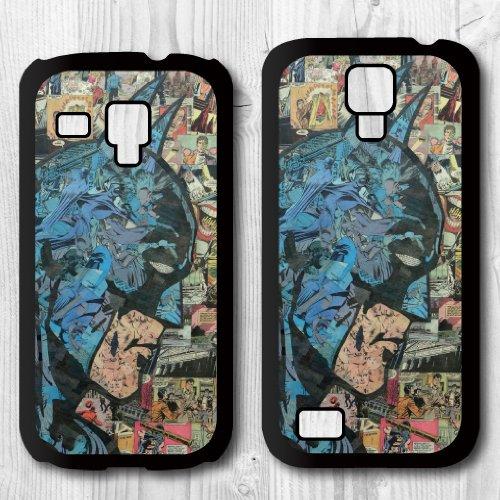 For Samsung Galaxy S4 mini / S3 mini Case, Comic Book Pattern Design Protective Hard Phone Cover Skin Case For Samsung Galaxy S4 mini + Screen Protector
