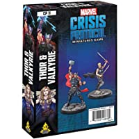 Atomic Mass CP11en Marvel Crisis Protocol: Thor and Valkyrie