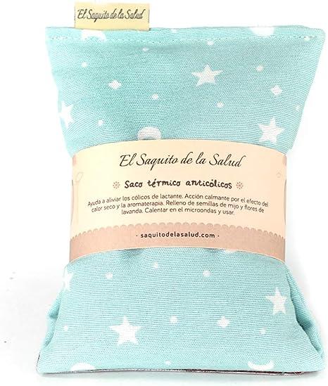 Saquito Térmico Semillas Microondas Bebé: Amazon.es: Salud y ...