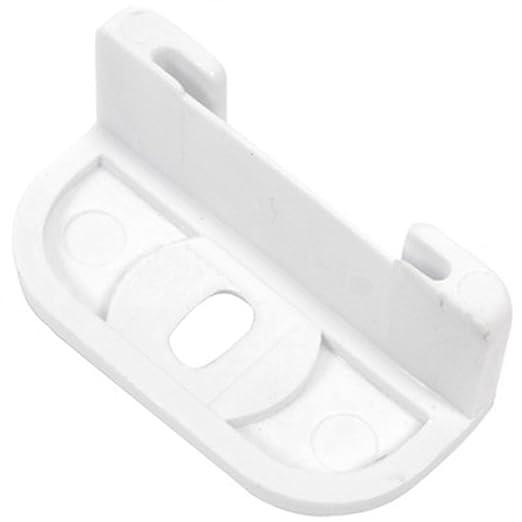 Spares2go Barra deslizante de puerta de integrado construido en ...
