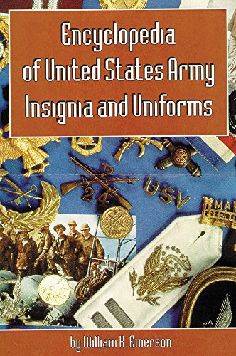 Encyclopedia of United States Army Insignia and Uniforms (Emerson Army compare prices)