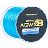 ANGRYFISH Super Power 9 Strands Braided Fishing Line,Cost-Effective Smooth Superline-Extremely Durable-Wonderful Tool…