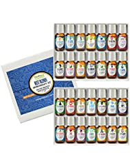 Best Blends Set of 28 - 100% Pure, Best Therapeutic Grade Essential Oil - 28/10mL