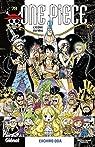 One Piece, Tome 78 : L'icône du mal par Oda