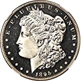 1895 P Morgan Dollars (Proof) Dollar PR65 NGC CAM