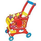 Teorema 63230 - Carrello spesa Supermercato con Accessori, 13 Pezzi