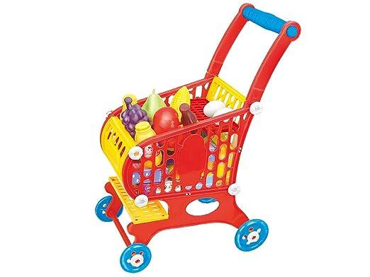 59 opinioni per Teorema 63230- Carrello Supermercato con Accessori, 13 Pezzi