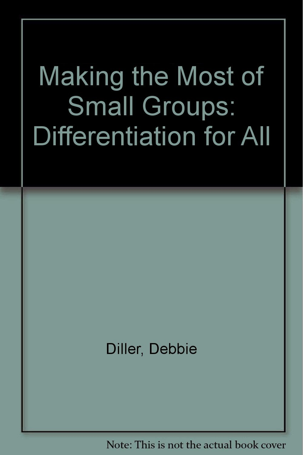 Download Making the Most of Small Groups: Differentiation for All pdf epub