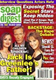 Rebecca Budig, Walt Willey, Susan Lucci, All My Children, Soap Stars with Tattoos - June 24, 2003 Soap Opera Digest Magazine