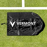 Vermont Tennis Racket Bags Racket Storage & Transportation | Coaching Holdalls | Sports Equipment Bags | Heavy-Duty Polyester Oxford Material | Bags with Wheels