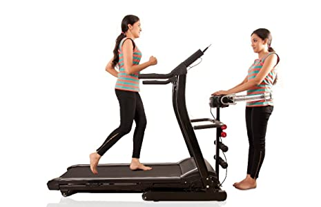 JSB Motorized Treadmill With Home Gym Hf39